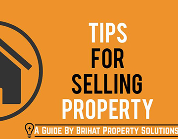 Tips For Selling Property