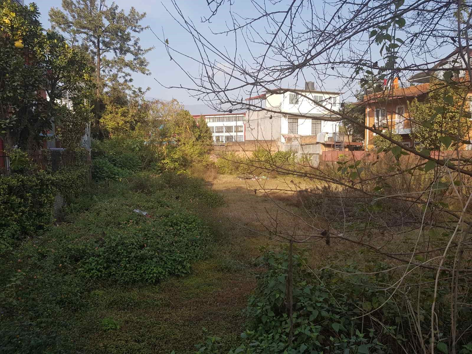 Land for sale at Chappal Karkhana