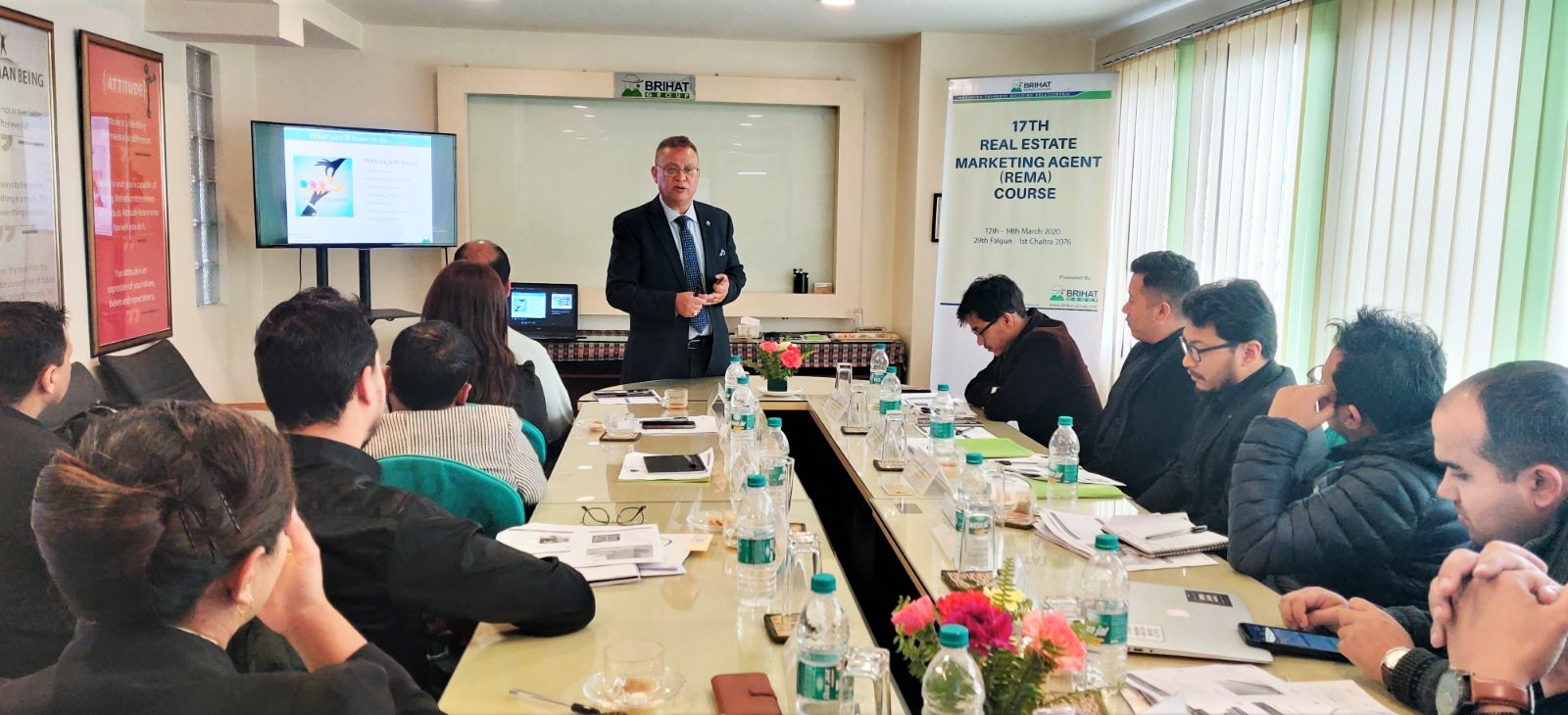 Real Estate Marketing Agent Course (REMA Course) in Nepal